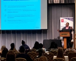 Presentations at Immunization Conferences
