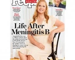 Advocate Profile in People Health Magazine